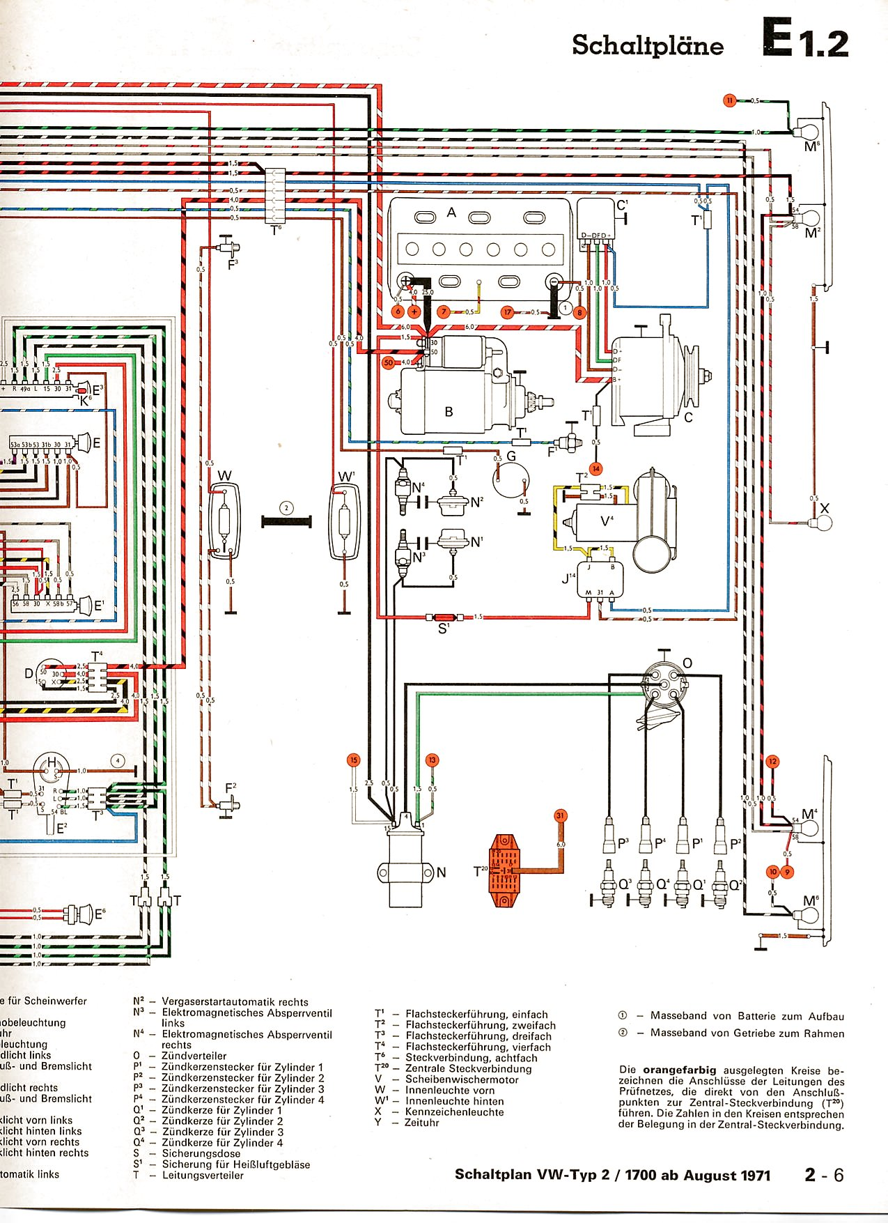 Type_2_ 1700_from_August_1971 2 1965 type 2 wiring diagram 1965 wiring diagrams collection  at edmiracle.co