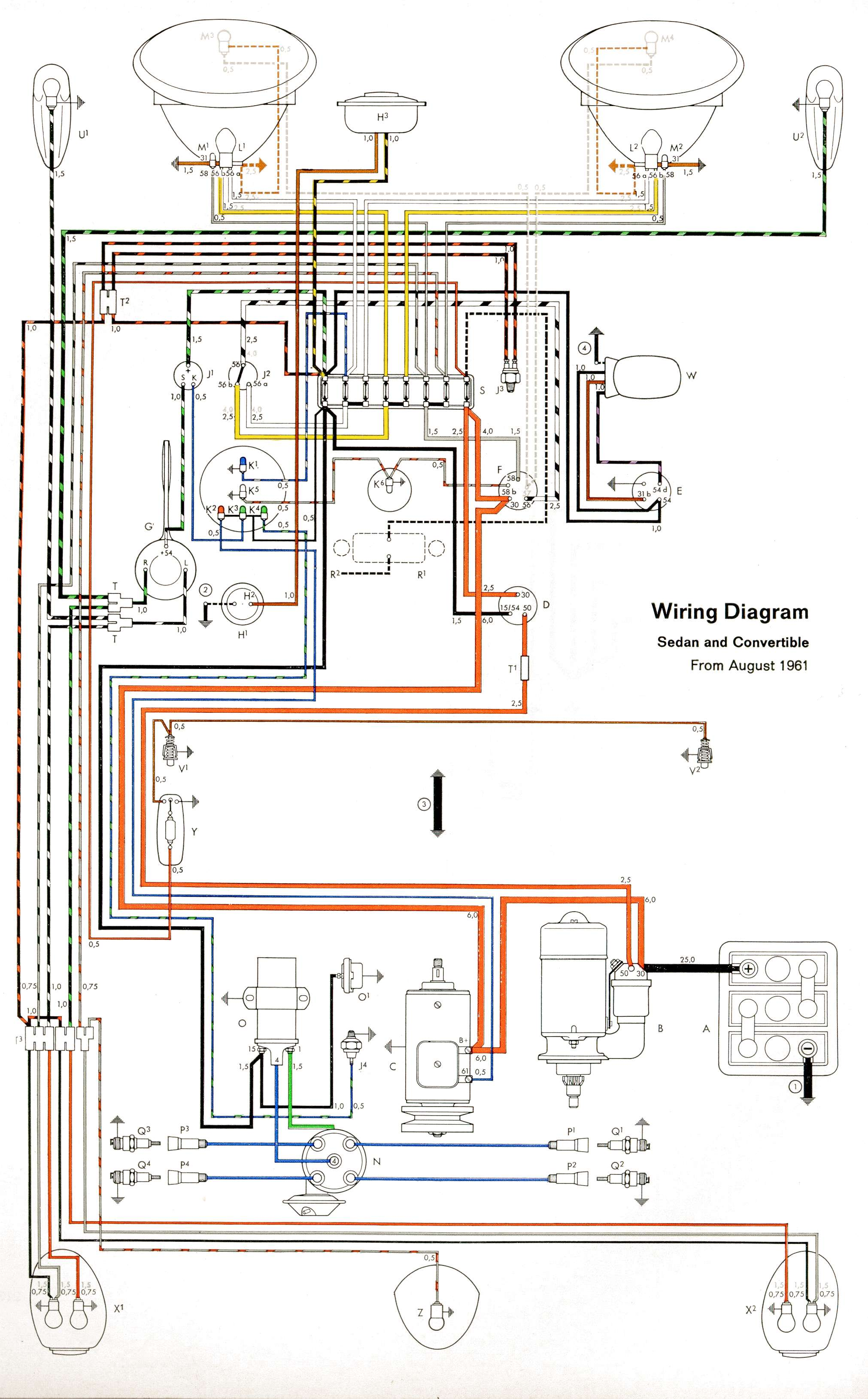 dune buggy turn signal wiring diagram