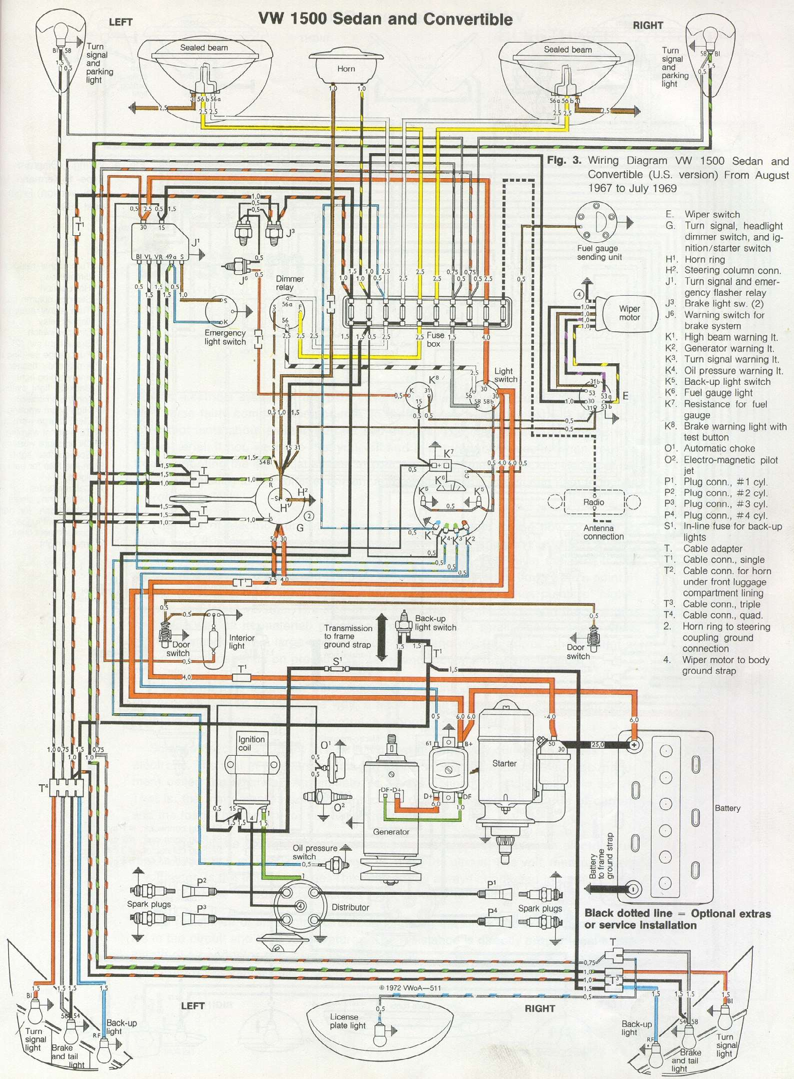 2001 Pontiac 2 4 Engine Diagrams Free Wiring Diagram For You Ford Alternator On 1977 Chevy Truck Fusca Mania Clube Ce Esquema El U00e9trico Do Atualizado 2004 Grand Prix 24