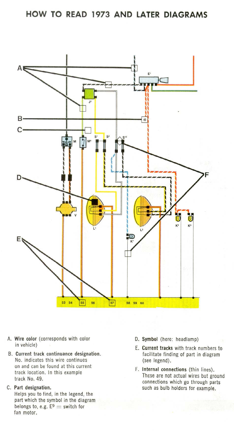 75 Beetle Wiring Diagram Automotive Schematic Symbols Legend Note That The Primary Harness For Car Does Not Support Fuel Injection System It Has Its Own Afterthought Engineered Scabbed In