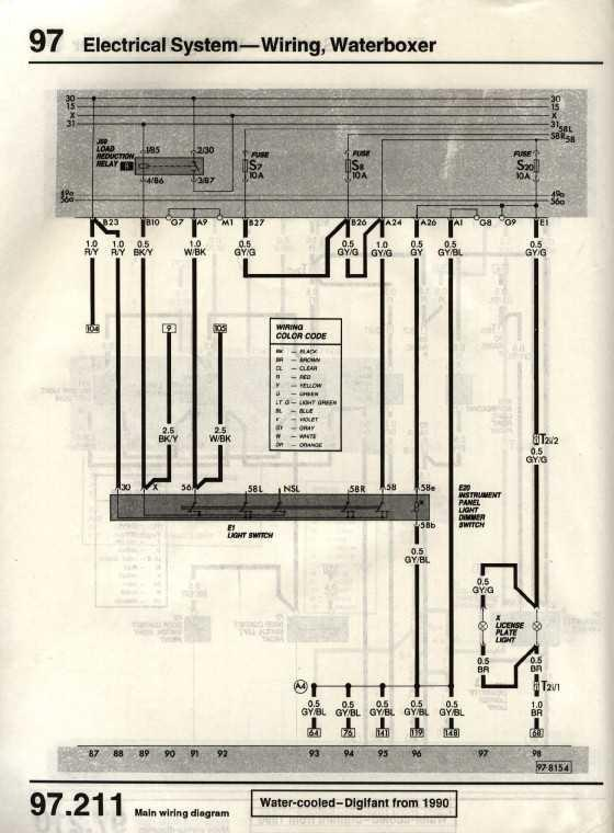 Vintagebus Vw Bus And Other Wiring Diagrams. Wiring. 92 Softail Wiring Diagram Fuse At Eloancard.info